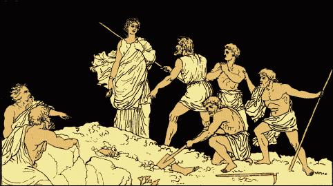 ग्रीक शोकनाट्ये
