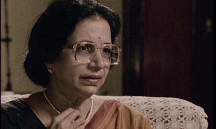Conversation with Vijaya Mehta, Maza Katta