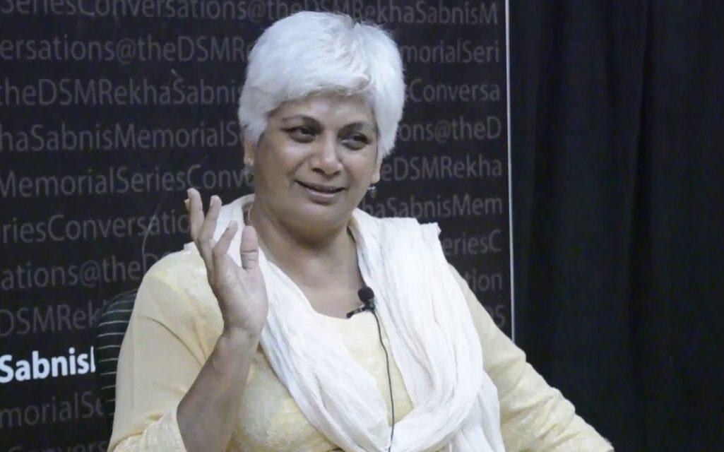 Conversation with Pratima Kulkarni